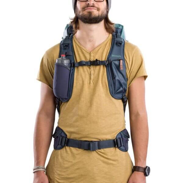 Shimoda SH 520 014 Explore 60 Backpack Starter Kit Sea Pine 41
