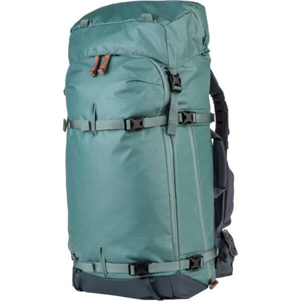 Shimoda SH 520 014 Explore 60 Backpack Starter Kit Sea Pine 7