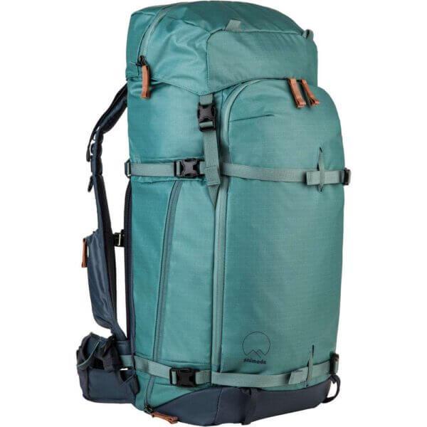 Shimoda SH 520 014 Explore 60 Backpack Starter Kit Sea Pine 8