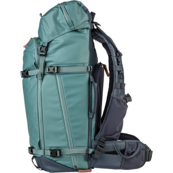 Shimoda SH 520 014 Explore 60 Backpack Starter Kit Sea Pine 9