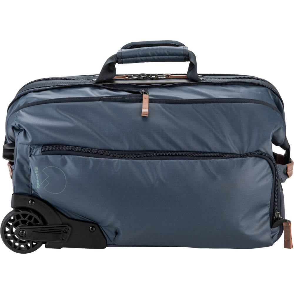 Shimoda SH 520 021 Carry On Roller Blue Nights 11