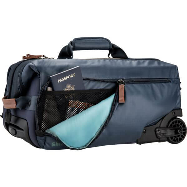Shimoda SH 520 021 Carry On Roller Blue Nights 13