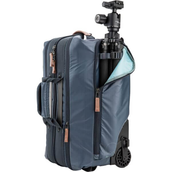 Shimoda SH 520 021 Carry On Roller Blue Nights 20