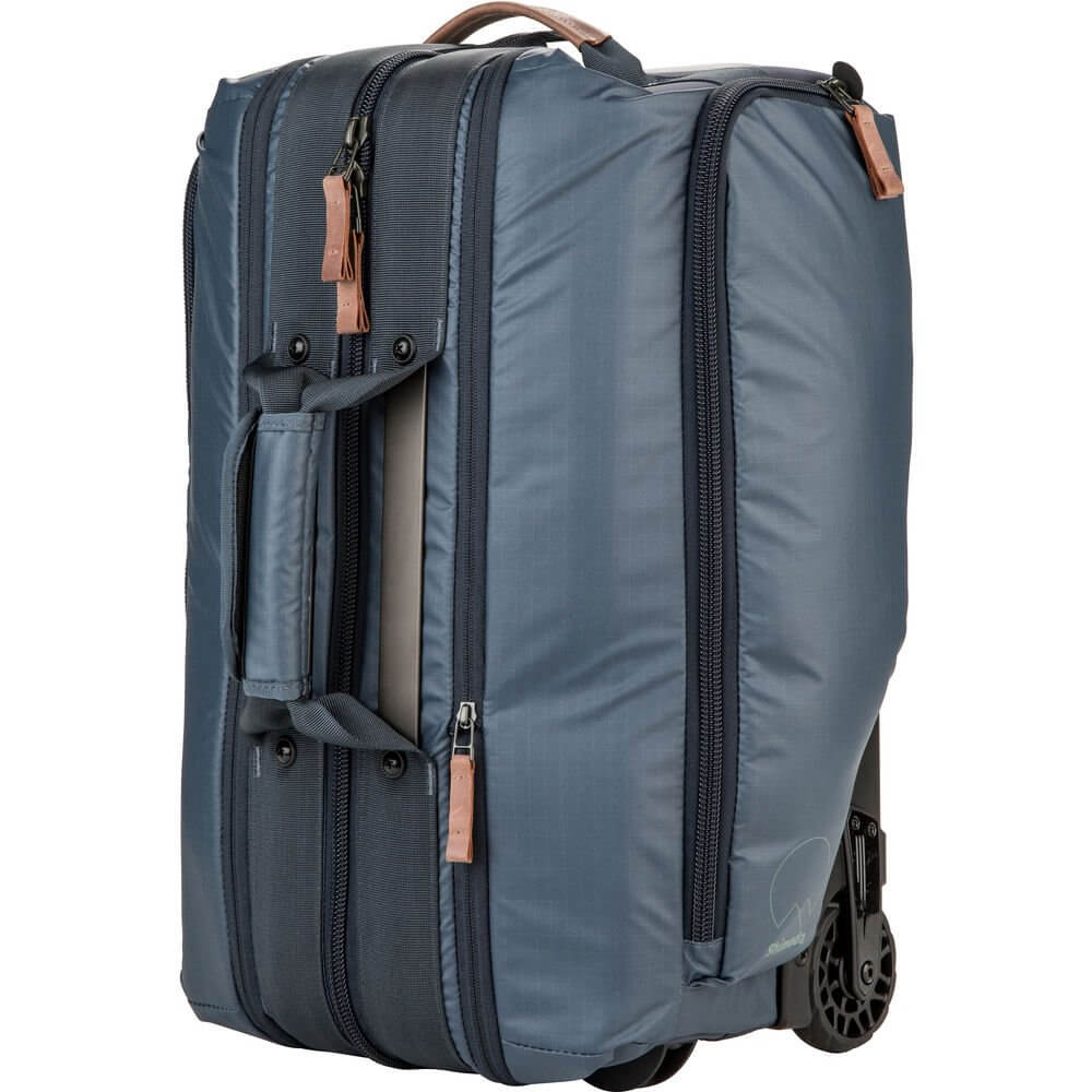 Shimoda SH 520 021 Carry On Roller Blue Nights 3