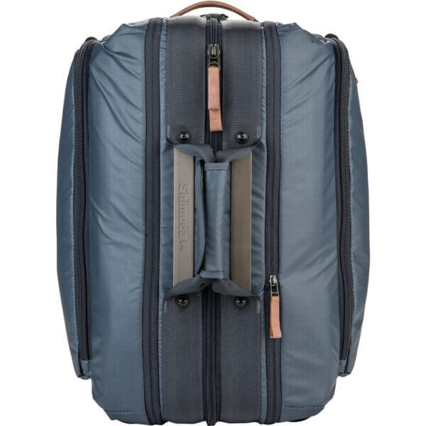 Shimoda SH 520 021 Carry On Roller Blue Nights 5