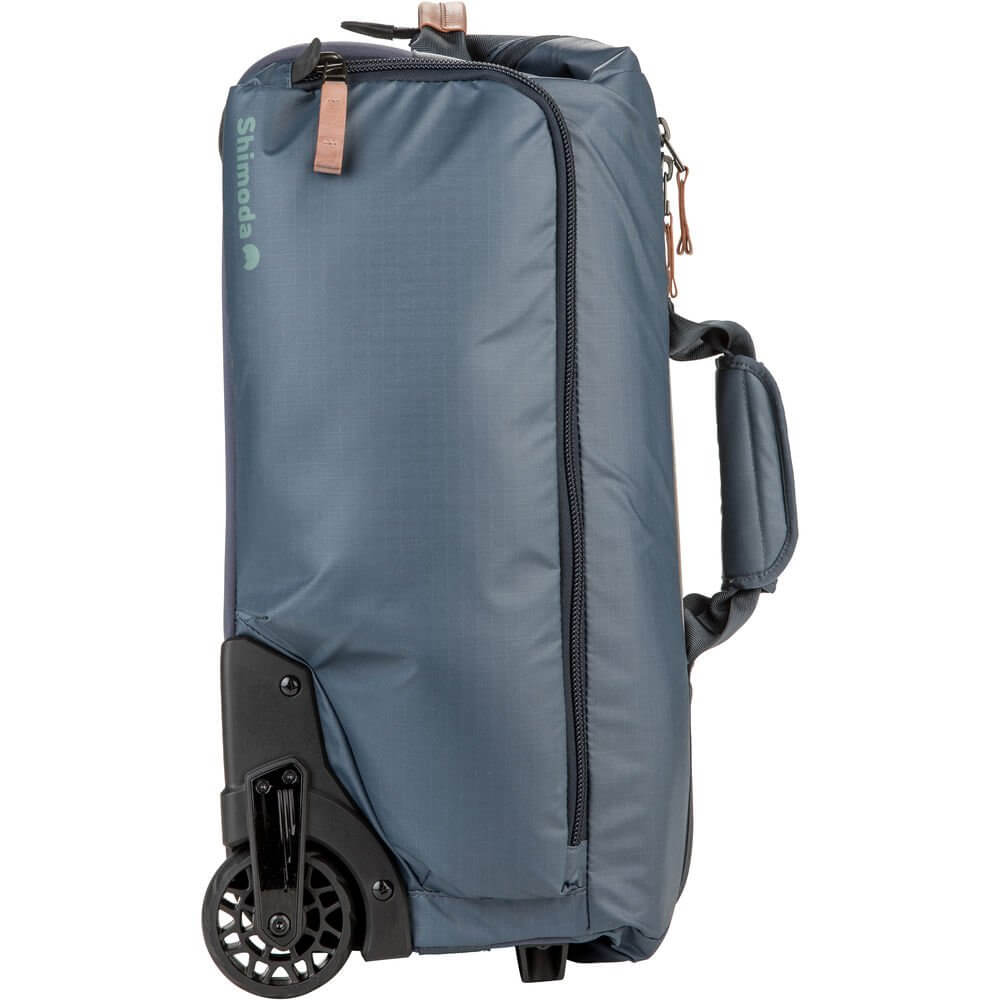 Shimoda SH 520 021 Carry On Roller Blue Nights 7
