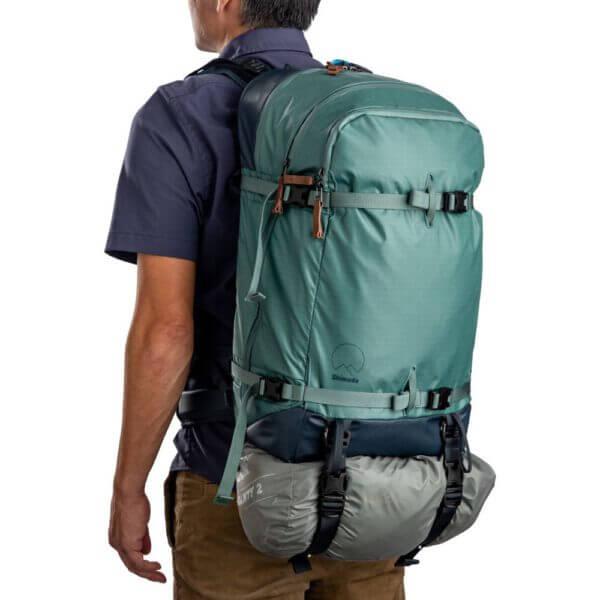 Shimoda SH 520 041 Explore 30 Backpack Blue Nights 19