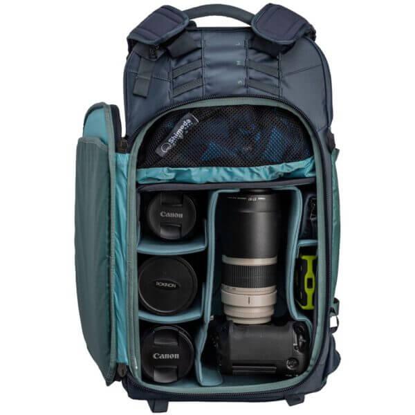 Shimoda SH 520 042 Explore 30 Backpack Sea Pine 19