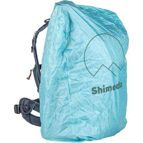 Shimoda SH 520 197 Rain Cover for Explore 30 and 40 Nile Blue 2