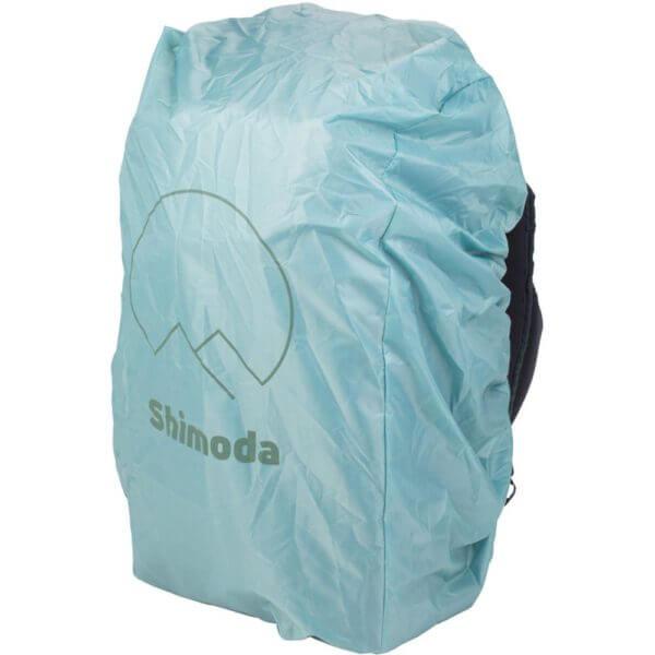 Shimoda SH 520 197 Rain Cover for Explore 30 and 40 Nile Blue 3