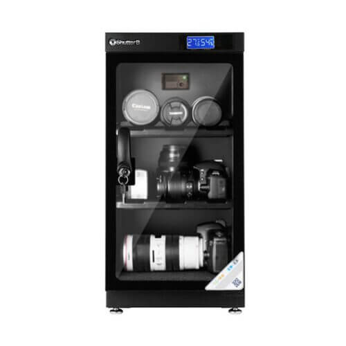 Shutter B SB 50C Manual Dry Cabinet Black 1