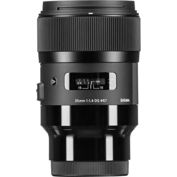 Sigma Lens 35mm F1.4 A DG HSM for Sony E Mount ประกันศูนย์ 6