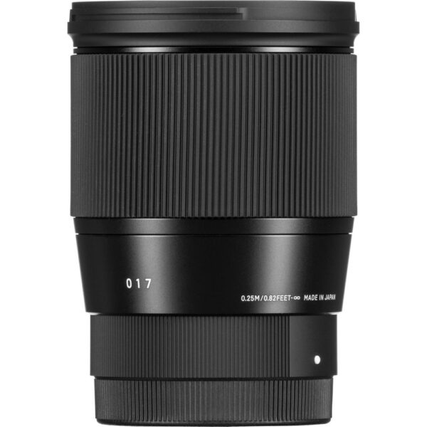 Sigma Lens DN 16mm f1.4 C DC for Sony E Thai 10