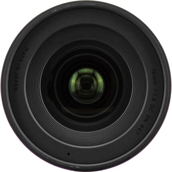 Sigma Lens DN 16mm f1.4 C DC for Sony E Thai 12