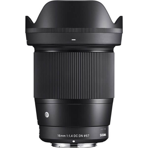Sigma Lens DN 16mm f1.4 C DC for Sony E Thai 3
