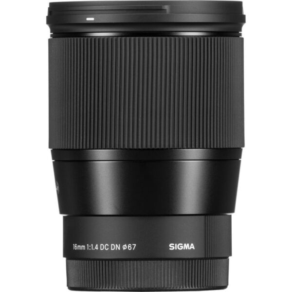Sigma Lens DN 16mm f1.4 C DC for Sony E Thai 8