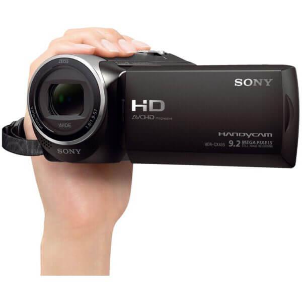 Sony ActionCam HDR CX405 Black 9