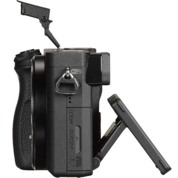 Sony Alpha A6300 Body Black 14