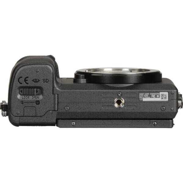 Sony Alpha A6300 Body Black 15