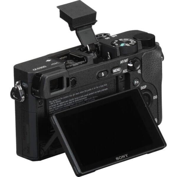 Sony Alpha A6300 Body Black 18