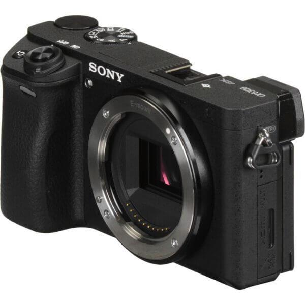 Sony Alpha A6300 Body Black 19