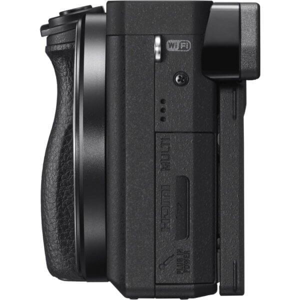 Sony Alpha A6300 Body Black 4