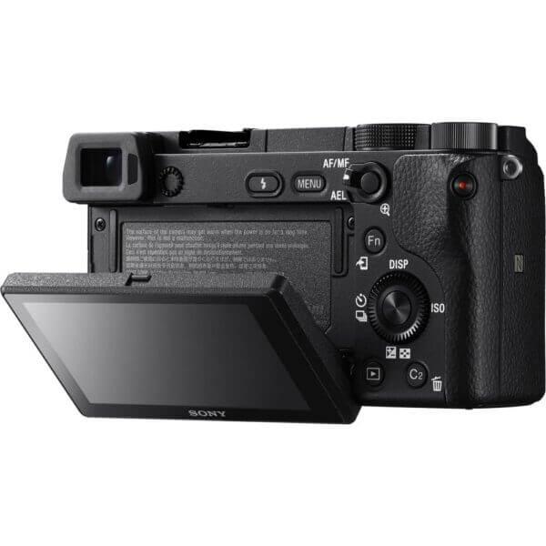 Sony Alpha A6300 Body Black 8