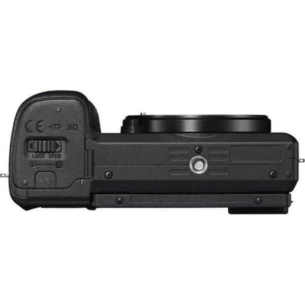 Sony Alpha A6300 Body Black 9