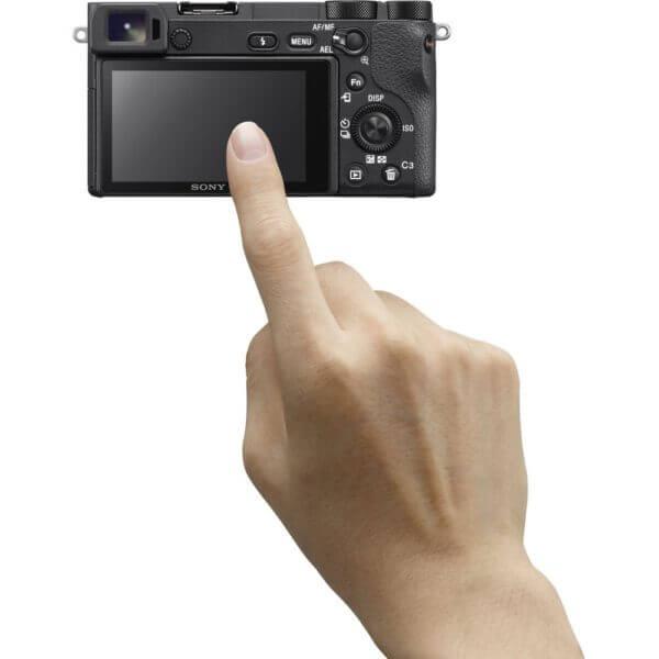 Sony Alpha A6500 Body Black ประกันศูนย์ 13