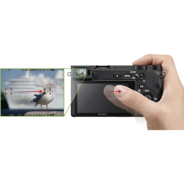 Sony Alpha A6500 Body Black ประกันศูนย์ 14