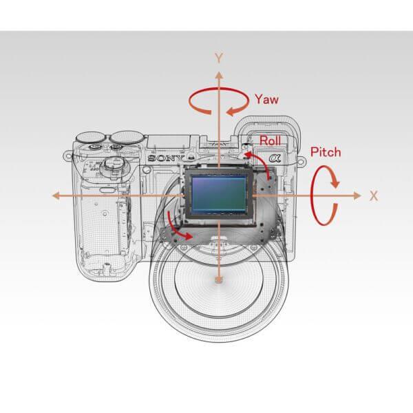 Sony Alpha A6500 Body Black ประกันศูนย์ 22