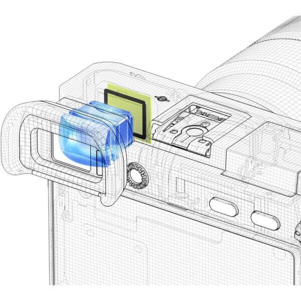 Sony Alpha A6500 Body Black ประกันศูนย์ 26