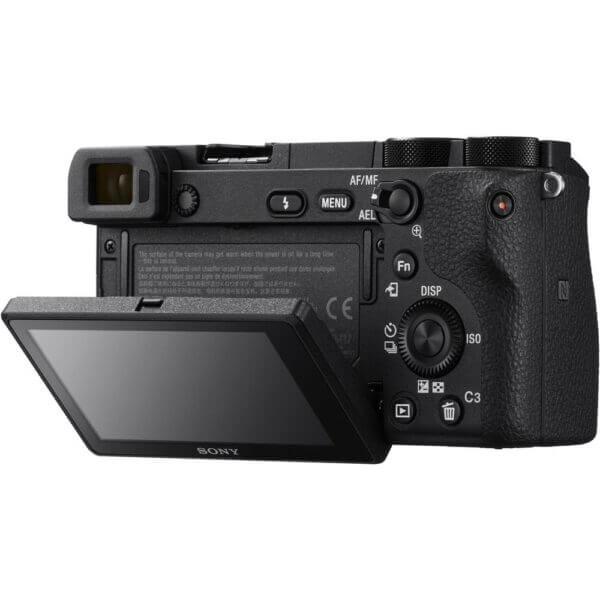 Sony Alpha A6500 Body Black ประกันศูนย์ 3