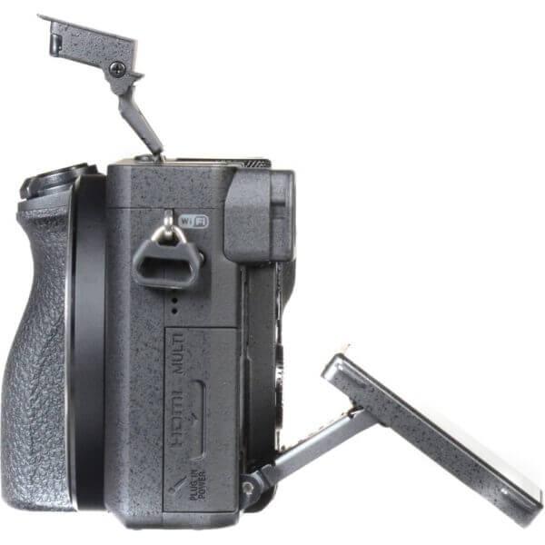 Sony Alpha A6500 Body Black ประกันศูนย์ 32