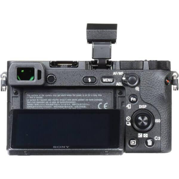 Sony Alpha A6500 Body Black ประกันศูนย์ 33