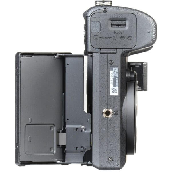 Sony Alpha A6500 Body Black ประกันศูนย์ 35