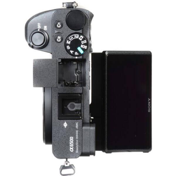 Sony Alpha A6500 Body Black ประกันศูนย์ 36