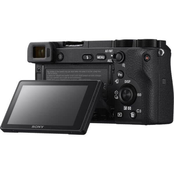 Sony Alpha A6500 Body Black ประกันศูนย์ 4