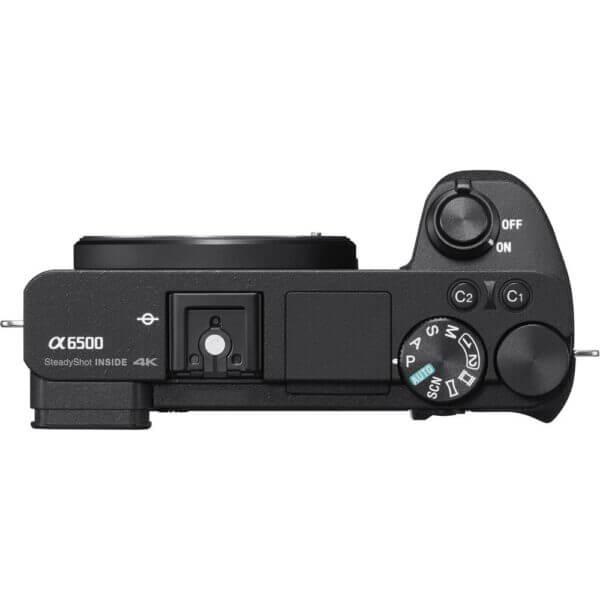 Sony Alpha A6500 Body Black ประกันศูนย์ 5