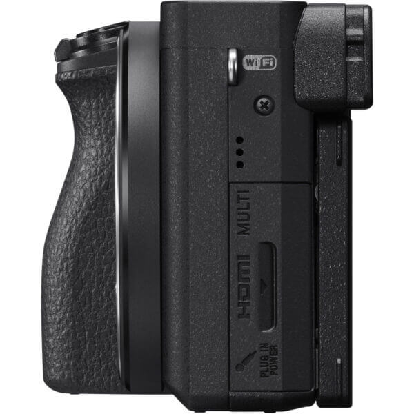 Sony Alpha A6500 Body Black ประกันศูนย์ 6
