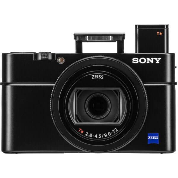 Sony Cybershot RX100 VI Black ประกันศูนย์ 12