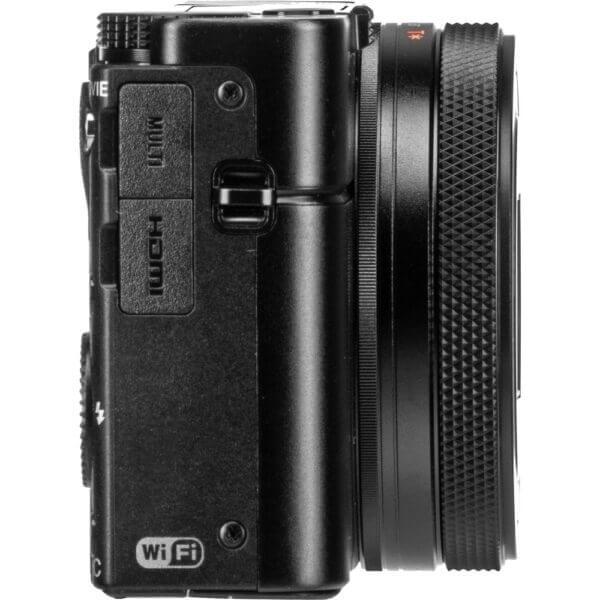 Sony Cybershot RX100 VI Black ประกันศูนย์ 16