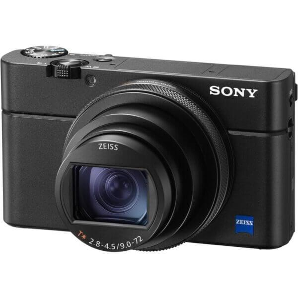 Sony Cybershot RX100 VI Black ประกันศูนย์ 2