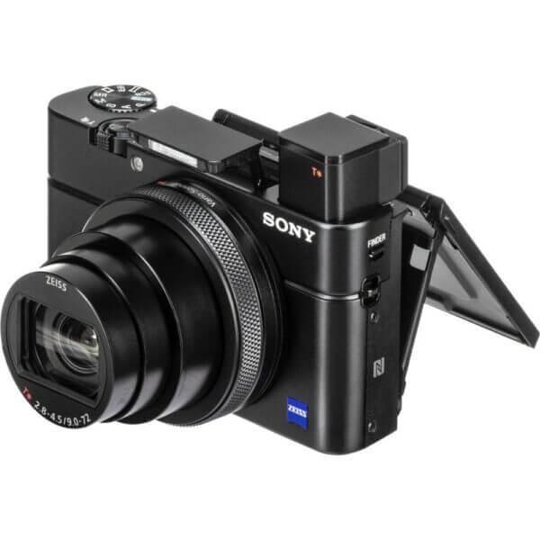 Sony Cybershot RX100 VI Black ประกันศูนย์ 20