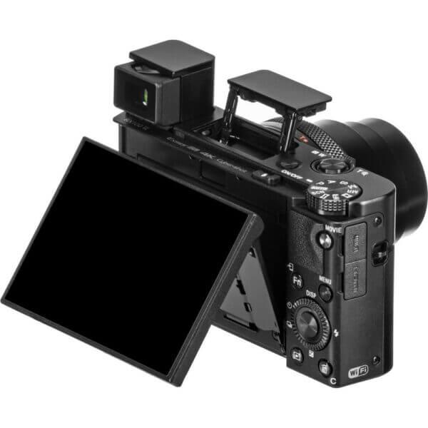 Sony Cybershot RX100 VI Black ประกันศูนย์ 21