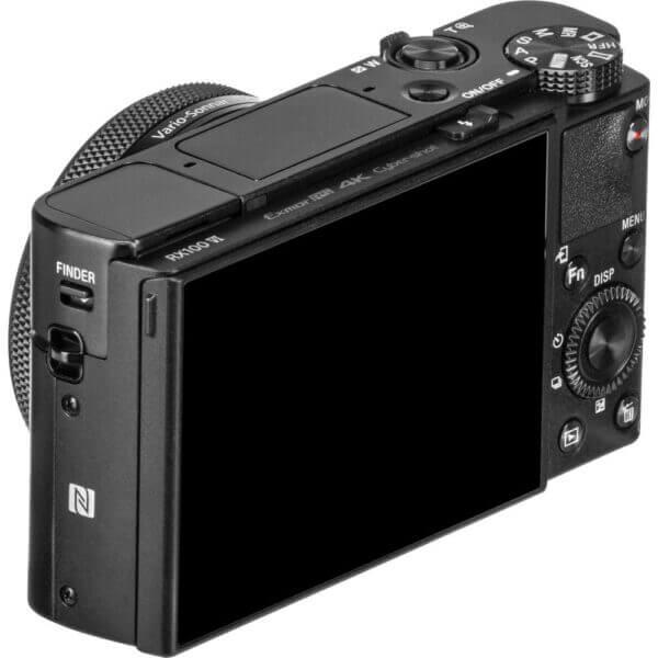 Sony Cybershot RX100 VI Black ประกันศูนย์ 23
