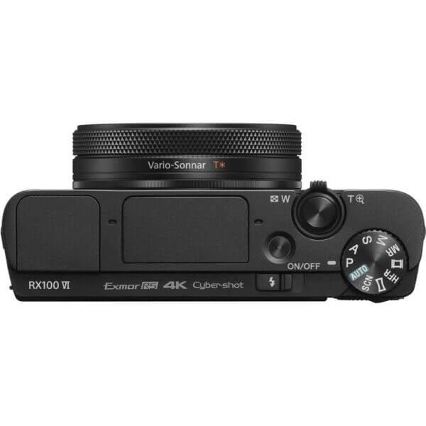 Sony Cybershot RX100 VI Black ประกันศูนย์ 4