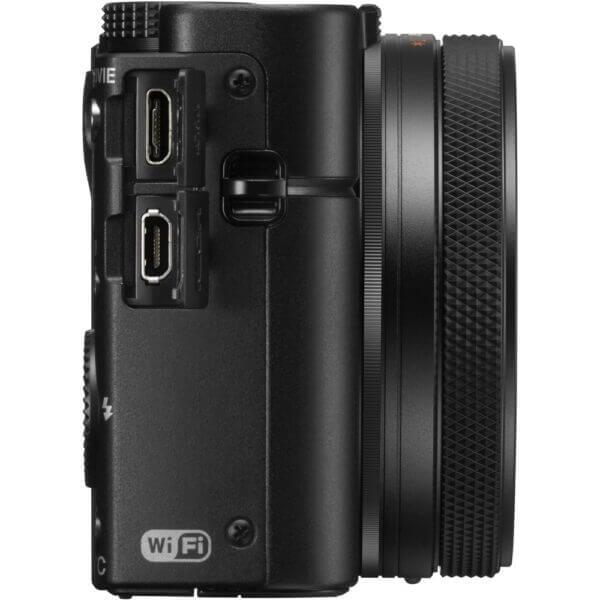 Sony Cybershot RX100 VI Black ประกันศูนย์ 6