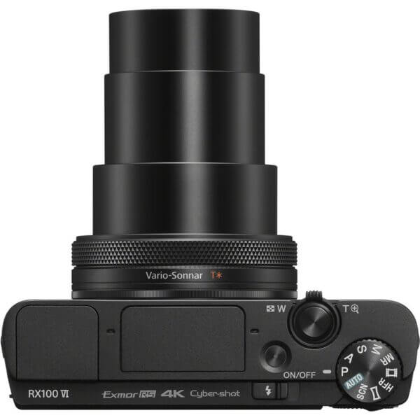 Sony Cybershot RX100 VI Black ประกันศูนย์ 7