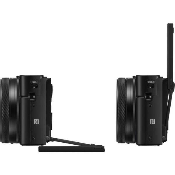 Sony Cybershot RX100 VI Black ประกันศูนย์ 9